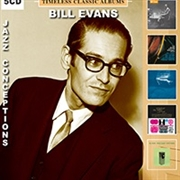EVANS, BILL - TIMELESS CLASSIC ALBUMS-JAZZ CONCEPTIONS (5CD)