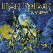 IRON MAIDEN - LIVE AFTER DEATH (JIGSAW PUZZLE)