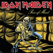 IRON MAIDEN - PIECE OF MIND (JIGSAW PUZZLE)