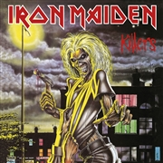 IRON MAIDEN - KILLERS (JIGSAW PUZZLE)