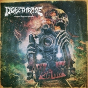 DOPETHRONE - (YELLOW/GREY) TRANSCANADIAN ANGER