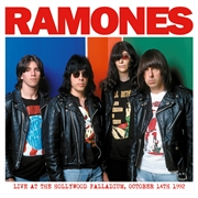 RAMONES - LIVE AT THE HOLLYWOOD PALLADIUM, OCTOBER 14TH 1992