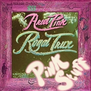 "ROYAL TRUX + ARIEL PINK - PINK STUFF (ARIEL PINK REMIXES) (2X7"")"