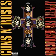 GUNS N' ROSES - APPETITE FOR DESTRUCTION (JIGSAW PUZZLE)