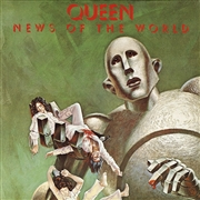QUEEN - NEWS OF THE WORLD (JIGSAW PUZZLE)