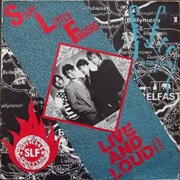 STIFF LITTLE FINGERS - LIVE & LOUD!! (2LP)