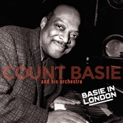 BASIE, COUNT -& ORCHESTRA- - BASIE IN LONDON
