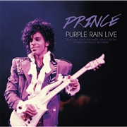 PRINCE - PURPLE RAIN LIVE (2LP)
