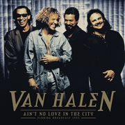 VAN HALEN - AIN'T NO LOVE N THIS CITY (2LP)
