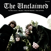 UNCLAIMED - YOU NEVER COME EP