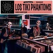 LOS TIKI PHANTOMS - DISCO GUATEQUE (BLACK)