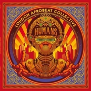 LONDON AFROBEAT COLLECTIVE - HUMANS