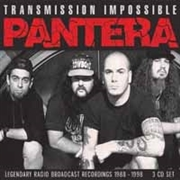 PANTERA - TRANSMISSION IMPOSSIBLE (3CD)