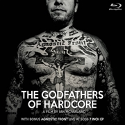 AGNOSTIC FRONT - T.G.O.H + LIVE AT S036 (+BLUE RAY)