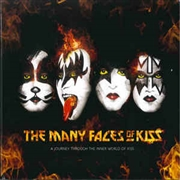 VARIOUS - THE MANY FACES OF KISS (2LP)