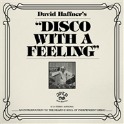 VARIOUS - DISCO WITH A FEELING (2LP)