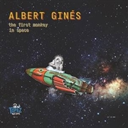 GINES, ALBERT - THE FIRST MONKEY IN SPACE