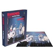 RAMONES - IT'S ALIVE (JIGSAW PUZZLE)