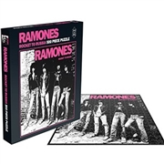 RAMONES - ROCKET TO RUSSIA (JIGSAW PUZZLE)