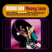 GUY, BUDDY - HEAVY LOVE