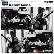 LAINE, DENNY -& THE ELECTRIC STRING BAND- - AT THE BBC 1967
