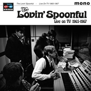 LOVIN' SPOONFUL - LIVE ON TV 1965-1967