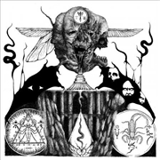 CTHONICA - TYPHOMANTEIA: SACRED TRIARCHY OF... (2LP)