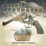 MONDO GENERATOR - SHOOTERS BIBLE (GREEN)