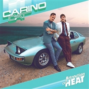 CARINO CAT - ATTRACTION OF HEAT (+CD)