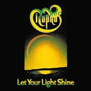 RUPHUS - (LIME) LET YOUR LIGHT SHINE