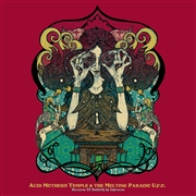 ACID MOTHERS TEMPLE & THE MELTING PARAISO U.F.O. - (RED) REVERSE OF REBIRTH IN UNIVERSE