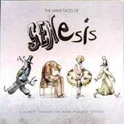 VARIOUS - THE MANY FACES OF GENESIS (2LP)