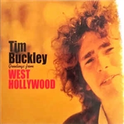 BUCKLEY, TIM - GREETINGS FROM WEST HOLLYWOOD (2LP)