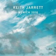 JARRETT, KEITH - MUNICH 2016 (2CD)