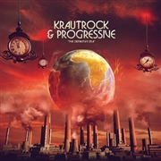 VARIOUS - KRAUTROCK & PROGRESSIVE: THE DEFINITIVE ERA (2LP)