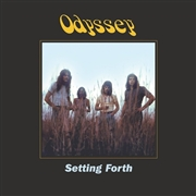 ODYSSEY (USA) - SETTING FORTH (BLUE)