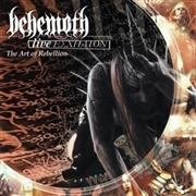 BEHEMOTH - LIVE: ART OF REBELLION