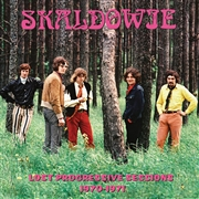 SKALDOWIE - LOST PROGRESSIVE SESSIONS 1970-1971