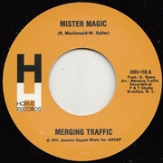 MERGING TRAFFIC - MISTER MAGIC/TONIGHT