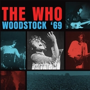 WHO - WOODSTOCK '69 (2LP)