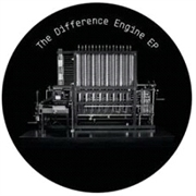 INFORMATION GHETTO/PQ17 - THE DIFFERENCE ENGINE EP