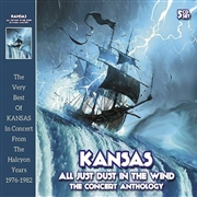 KANSAS - ALL JUST DUST IN THE WIND (5CD)