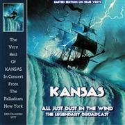 KANSAS - ALL JUST DUST IN THE WIND