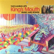 FLAMING LIPS & MICK JONES - KING'S MOUTH (MUSIC AND SONGS)