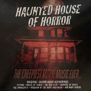VARIOUS - HAUNTED HOUSE OF HORROR