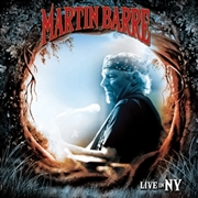 BARRE, MARTIN - LIVE IN NY (2LP)