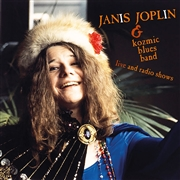 JOPLIN, JANIS -& KOZMIC BLUES BAND- - LIVE AND RADIO SHOWS