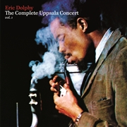 DOLPHY, ERIC - COMPLETE UPPSALA CONCERT, VOL. 1
