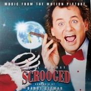 ELFMAN, DANNY - SCROOGED O.S.T.