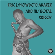 AKAEZE, ERIC (SHOWBOY) -& HIS ROYAL ERICOS- - IKOTO ROCK
